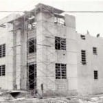 The Construction of Notre Dame High School