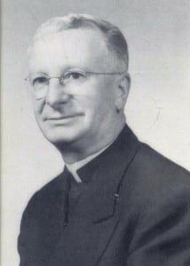 Monsignor John J. O'Brien